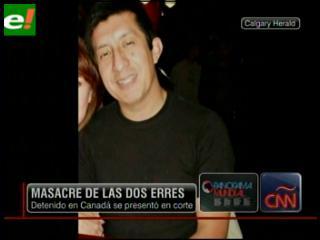 Ex militar acusado de una matanza en Guatemala comparece ante un juez en Canadá