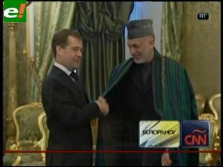 Rusia y Afganistán continuarán operaciones antidrogas conjuntas