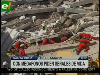 Se alejan las probabilidades de hallar sobrevivientes en los escombros del Málaga