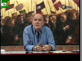 "Valverde: ""Luis Núñez se jugó por el Comité Cívico"""