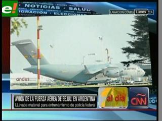 Cristina y Obama en crisis diplomática