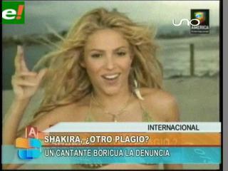"""Supuesto creador de la canción """"Loca'"""" demanda a la cantante Shakira"""