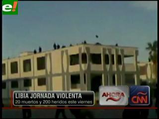 El Ejército libio trata de recuperar el control en Benghazi y otras ciudades