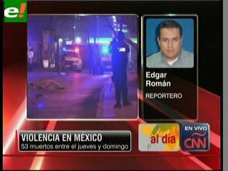 Al menos 53 asesinatos se registran en Juárez en las últimas 72 horas