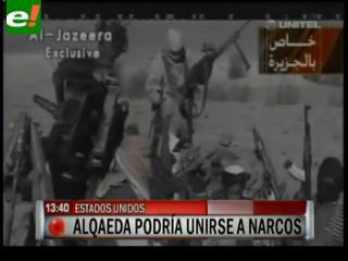 """EEUU alerta ante posible alianza """"narcos-Al Qaeda"""""""