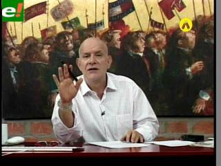 """Valverde: """"Bolivia debe multilateralizar el tema marítimo"""""""