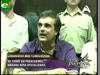 Bolivia y Brasil dan duro golpe al narcotráfico