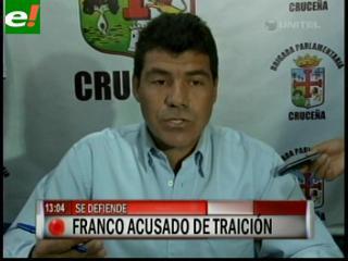 """""""Tonin"""" Franco renuncia a la vicepresidencia de la Brigada y pide elecciones"""