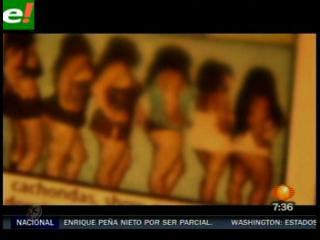 Redes de prostitución de menores crece en México