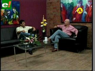 """Tonin Franco: """"Flores Reus me dijo que tienen un acuerdo político con el MAS"""""""