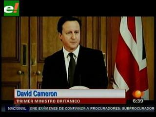 El ministro de Exteriores de Gadafi pide asilo en el Reino Unido