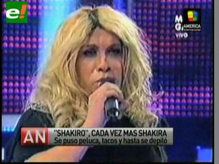 Shakiro, cada vez más Shakira