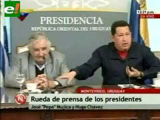 """Chávez dice que quienes lo vinculan con Ollanta Humala quieren """"dañar"""" al peruano"""
