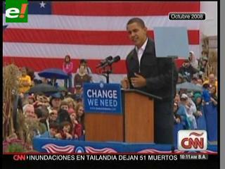 """Obama lanza su campaña de reelección con tiempo suficiente """"para construir"""""""