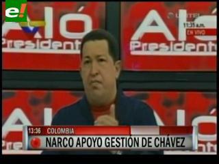 El narcotraficante Walid Makled afirma que mantuvo negocios millonarios con Chávez