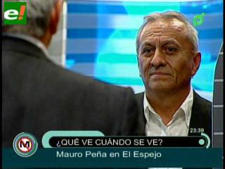 Mauro Peña se declara ateo y dispara contra Costas y Percy