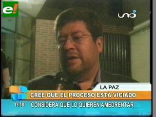 """Doria Medina: """"Solo tratan de amedrentarme"""""""