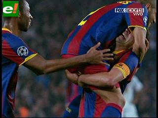 El Barcelona se apunta a las semifinales
