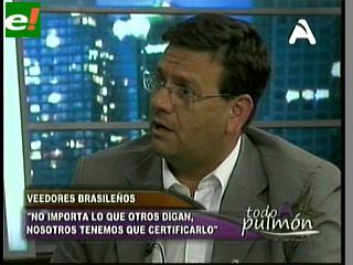 Abogados brasileros investigan el caso Rózsa