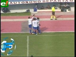 Aurora cayó ante San José por 1 a 0, en el Jesús Bermúdez