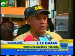 Cochabamba: Comienza la audiencia conclusiva del caso terrorismo