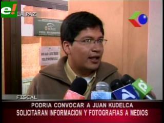 """Ministerio Público solicitará a """"Cadena A"""" fotografías de Núñez del Prado y Kudelka"""