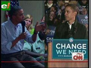 La situación económica de EEUU afecta la popularidad de Obama