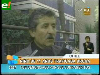 Chile: Niño de 11 años traficaba droga al interior de su colegio