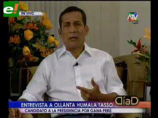 """Humala se comprometió a """"mejorar sustancialmente"""" relación con Chile"""