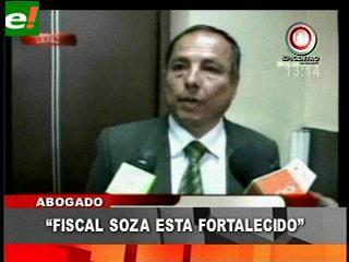 Marcelo Soza seguirá al frente del caso Rózsa