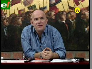 """Valverde: """"Si el CONAMAQ se arma, ¿quién podrá defendernos?"""""""