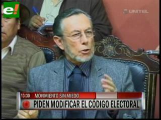 MSM anuncia movilizaciones y advierte riesgos en la elección judicial
