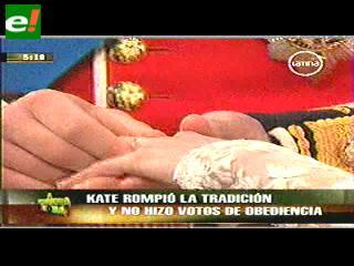 """Príncipe Guillermo la tuvo """"difícil"""" al ponerle el anillo a Kate Middleton"""