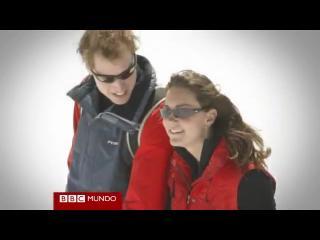 La historia del romance entre William y Catherine