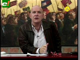 """Valverde: """"No hay censura pero la libertad de prensa está amenazada"""""""