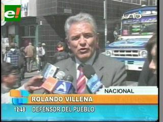 Villena pide incluir libertad de expresión en el reglamento del Órgano Judicial