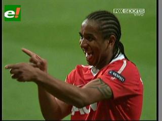 Manchester United arrasa y se cita con el Barcelona