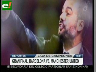 "Recomiendan a Ferguson un plan ""anti-Barcelona"""