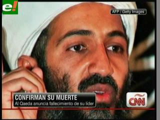 Al Qaeda reconoce la muerte de Bin Laden