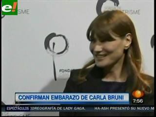 El padre de Sarkozy confirma el embarazo de Carla Bruni