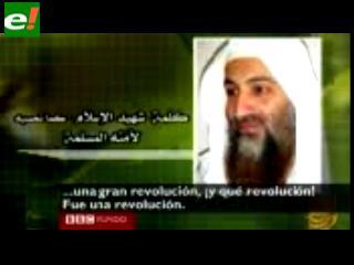 Al Qaeda publica grabación póstuma de Bin Laden