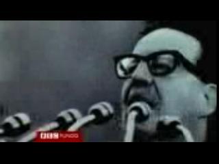 Chile: exhumaron los restos de Salvador Allende