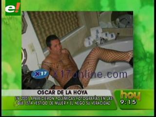 Oscar de la Hoya se rehabilita de las drogas y alcohol