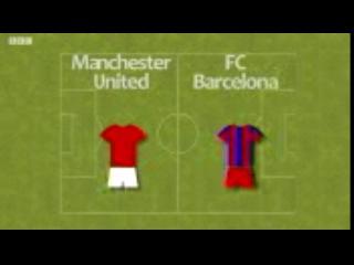 La final de la Liga de Campeones en números
