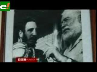 El carnaval en honor a Hemingway en Cuba