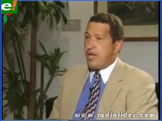 Las tres mentiras de Hugo Chávez