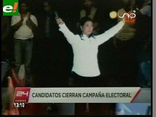 Keiko y Humala, en empate técnico