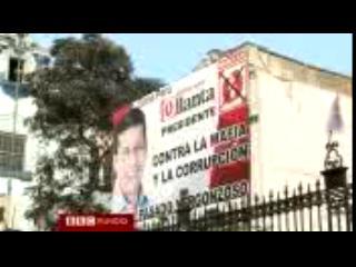 """Perú: votar para impedir que gane """"el peor candidato"""""""