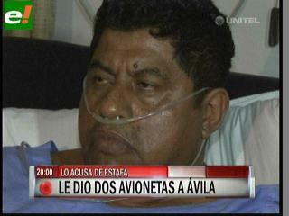 Fructuoso Ávila fue enviado a la cárcel de Palmasola