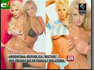 "Argentina: República ""bisturí"""